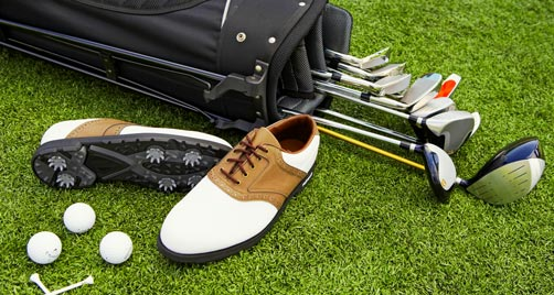 Golf Equipment And Accessories